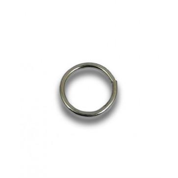 Metall Penisring mit Naht, 35 mm