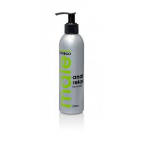 Cobeco MALE Anal Relax Lubricant, Gleitmittel, 250ml