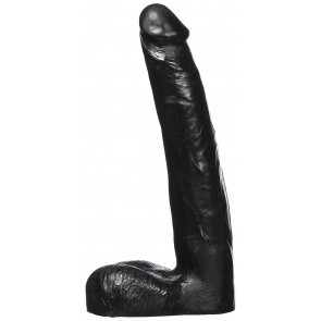 ALL BLACK Dildo Heinrich, AB04