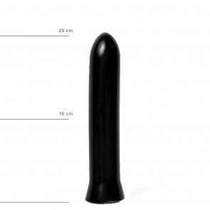 ALL BLACK Dildo Roland, AB07