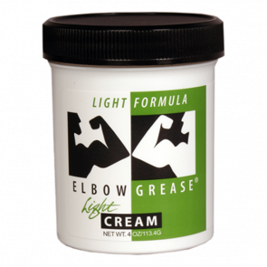 ELBOW GREASE, Light Cream, 4 oz / 113 g