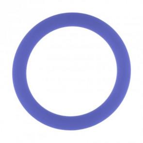 AMARELLE Phallusfessel, Latex Penisring, XL, blau