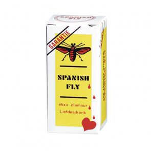 Spanish Fly Extra, S-Drops, 15 ml