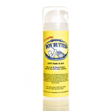 Boy Butter Original, 148 ml (5 oz)