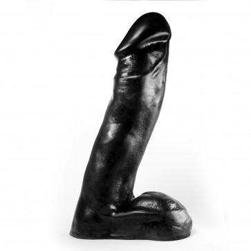 DARK CRYSTAL BLACK 38x8 cm