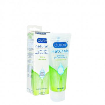 Durex Naturals Lubricant, Extra Sensitive, 100 ml (3,4 fl.oz.)