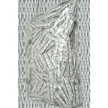 LONDON Q 600 600, Extra Moist Coating, 1000 Condoms, 18,5 cm (7,3 in)