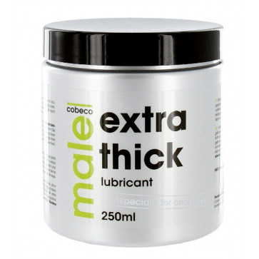 MALE Cobeco Extra Thick Lubricant, 250 ml (8,5 oz)