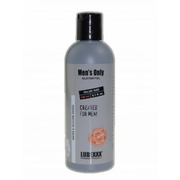 LUBEXXX Premium Product Men's Only, Hybrid Lubricant, 150 ml (5 oz)