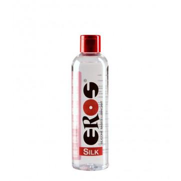 Megasol, EROS SILK, Silicone Based Lubricant, 250 ml (8,5 fl.oz.)
