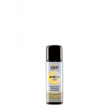 pjur analyse me! Relaxing Anal Glide, Silicone, 30 ml (1,02 fl.oz.)
