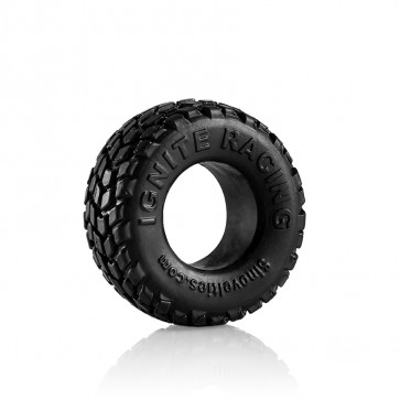 SI IGNITE High Performance Tire Ring, 3,7 cm (1,46 in), Black