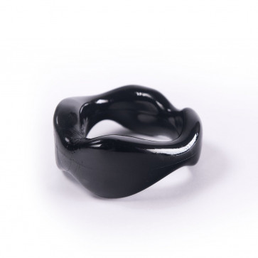ZIZI XXX TORPEDO, Cockring, BLACK, Ø 4,5 cm (1,7 in)