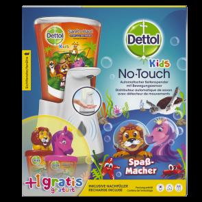 Dettol No-Touch Starterset Kids - mit Tieraufsatz