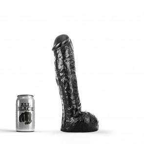 ALL BLACK Dildo Karsten, AB34