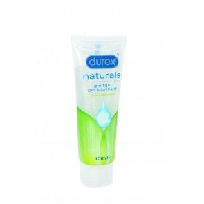 Durex Naturals Lubricant, Extra Sensitive, 100 ml (3,4 fl.oz.)