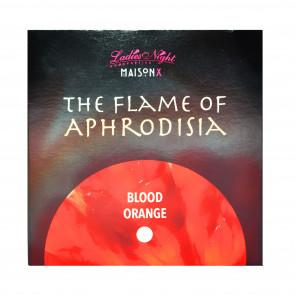 The Flame of Aphrodisia, Massage Candle, Blood Orange, 165 g (5,8 oz.)