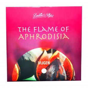 The Flame of Aphrodisia, Massage Candle, Fig, 165 g (5,8 oz.)