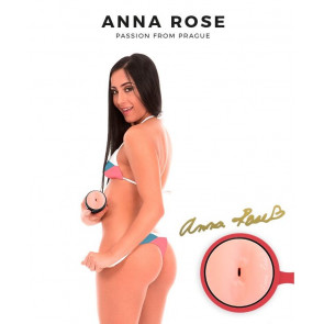 LINGOX Private Stars Collection, ANUS ANNA ROSE, Masturbator, TPE