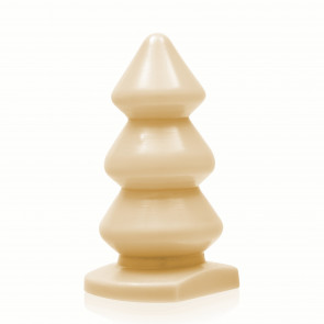 SI IGNITE Bump Plug (X-Large) , 14,50 cm (5,75 in), Ivory
