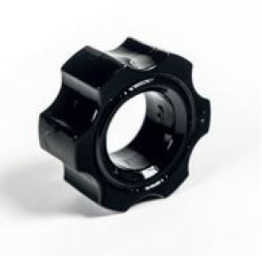 ZIZI XXX JET Cockring, Black, 2,7 cm (1,0 in)