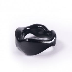 ZIZI XXX TORPEDO, Cockring, BLACK, Ø 4,5 cm (1,7 in)