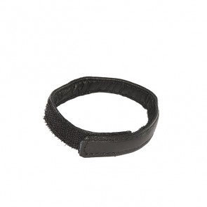 SI IGNITE velcro cockring, Leather, Ø 6,0 cm (2,4 in)
