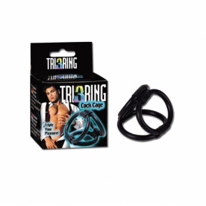 TRI3RING COCK CAGE
